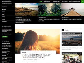 WordPress Redesign